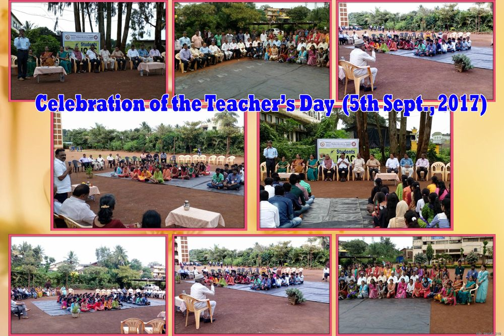 celebration teachers day 5 Aug